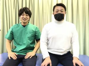 股関節の痛み 大津 吉川さん